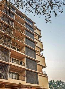 Prudential Petunia Gogol margao Goa . Building Image