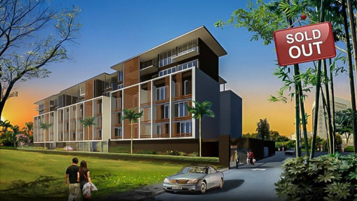 Tridentia's Prudential Panache a project by Tridentia Developers offering spacious 3 bedroom apartments and 4 bedroom duplex penthouses at Gogol Margao Goa is now sold out. It is the most prestigious and sought-after address in the city.