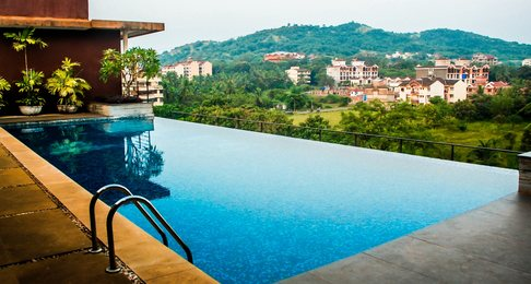 Tridentia Prudential Panache Terrace Swimming Pool