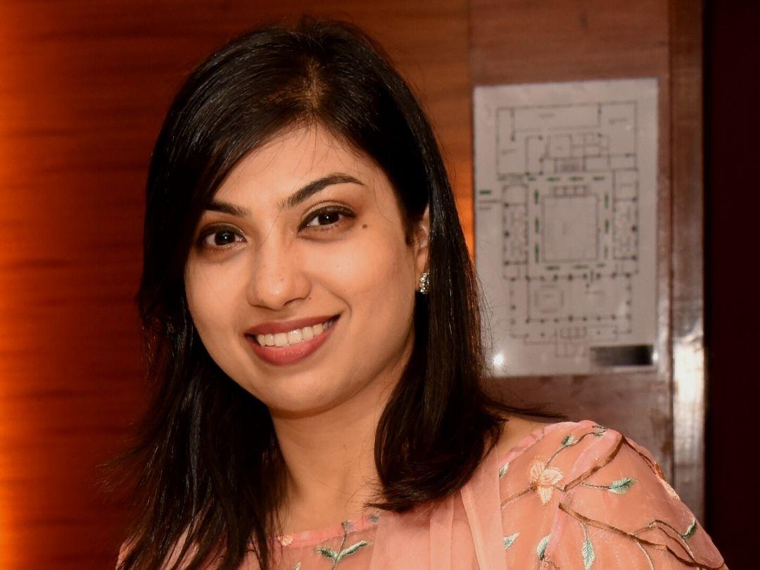 Meghana Kamat Sawardekar